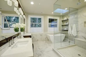 Discover the latest in bathroom design!