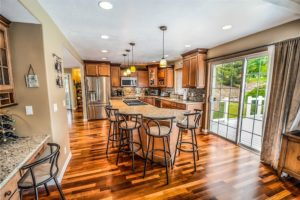 Here are four stages to your beautiful new kitchen remodel