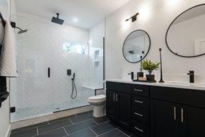 bowen remodeling enlarge a shower